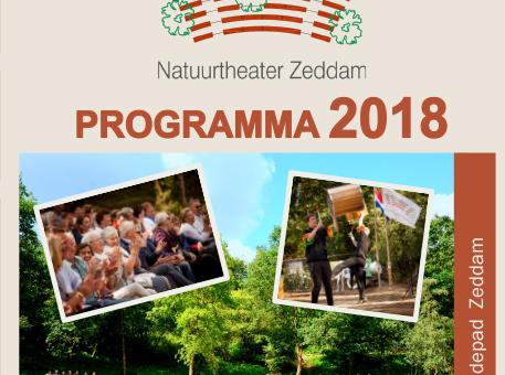 Het programma voor 2018 is bekend!